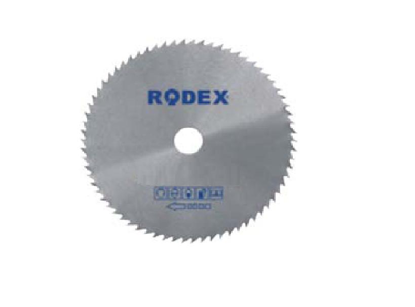 Диск по дереву мелкий зуб 115 ММ (Rodex)