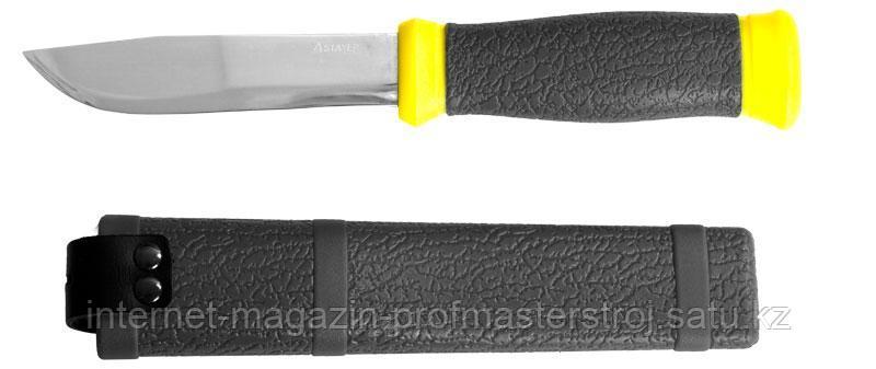 Нож туристический, 110 мм, STAYER