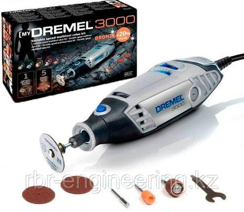 Бормашина (гравер) Dremel 3000 (3000-1/5) серия Бронза, фото 2