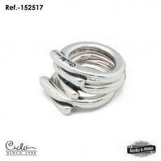 Кольцо / Essential - тройное (18 размер) ЕВ54