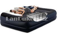 Надувной матрас двуспальный с подушкой Intex 152*203*42 см 64124