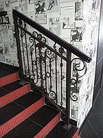 Изготовление лестниц и перил металл