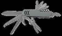 Многофункциональный нож, 12 предметов в наборе, серия «МАСТЕР», ЗУБР