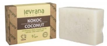 Мыло натуральное ручной работы «Кокос»