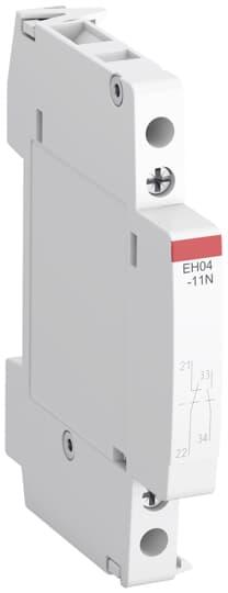 1SAE901901R1011 Контакт дополнительный EH04-11N (1НО+1НЗ)
