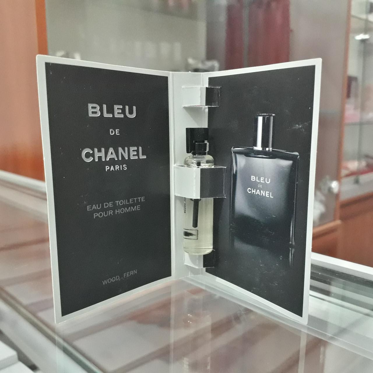 Духи с феромонами Chanel Bleu De Chanel, 5мл