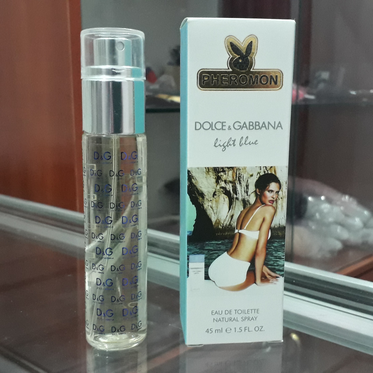 Духи с феромонами Dolce&Gabbana Light Blue, 45ml