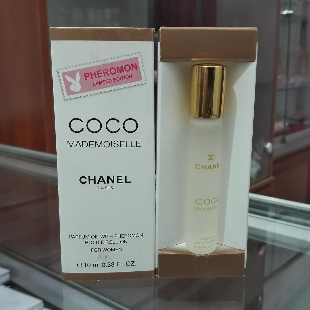 Духи с феромонами   Chanel Coco Mademuaselle. 10 ml.