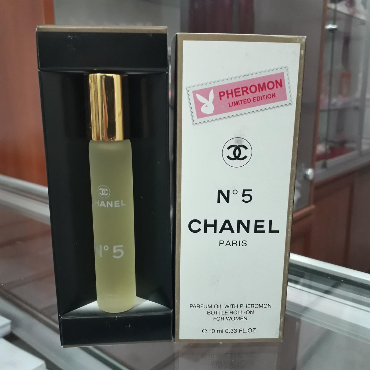 Духи с феромонами   Chanel №5. 10 ml.