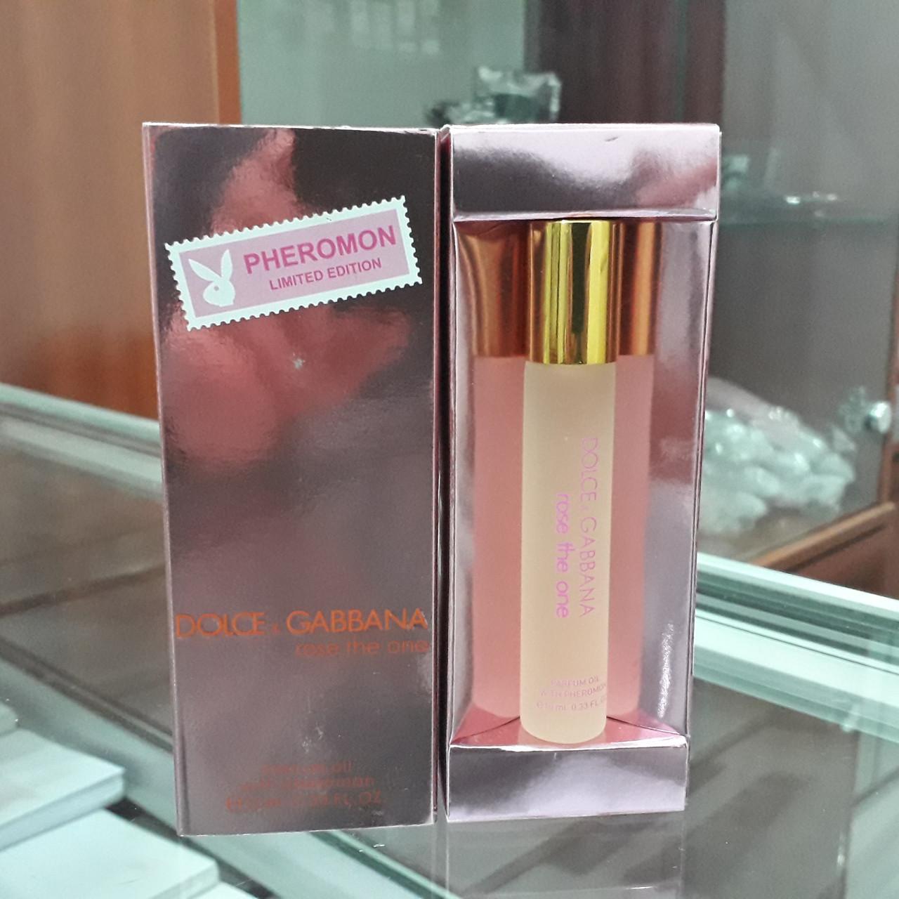 Духи с феромонами  Dolce&Gabbana Rose the One. 10 ml.