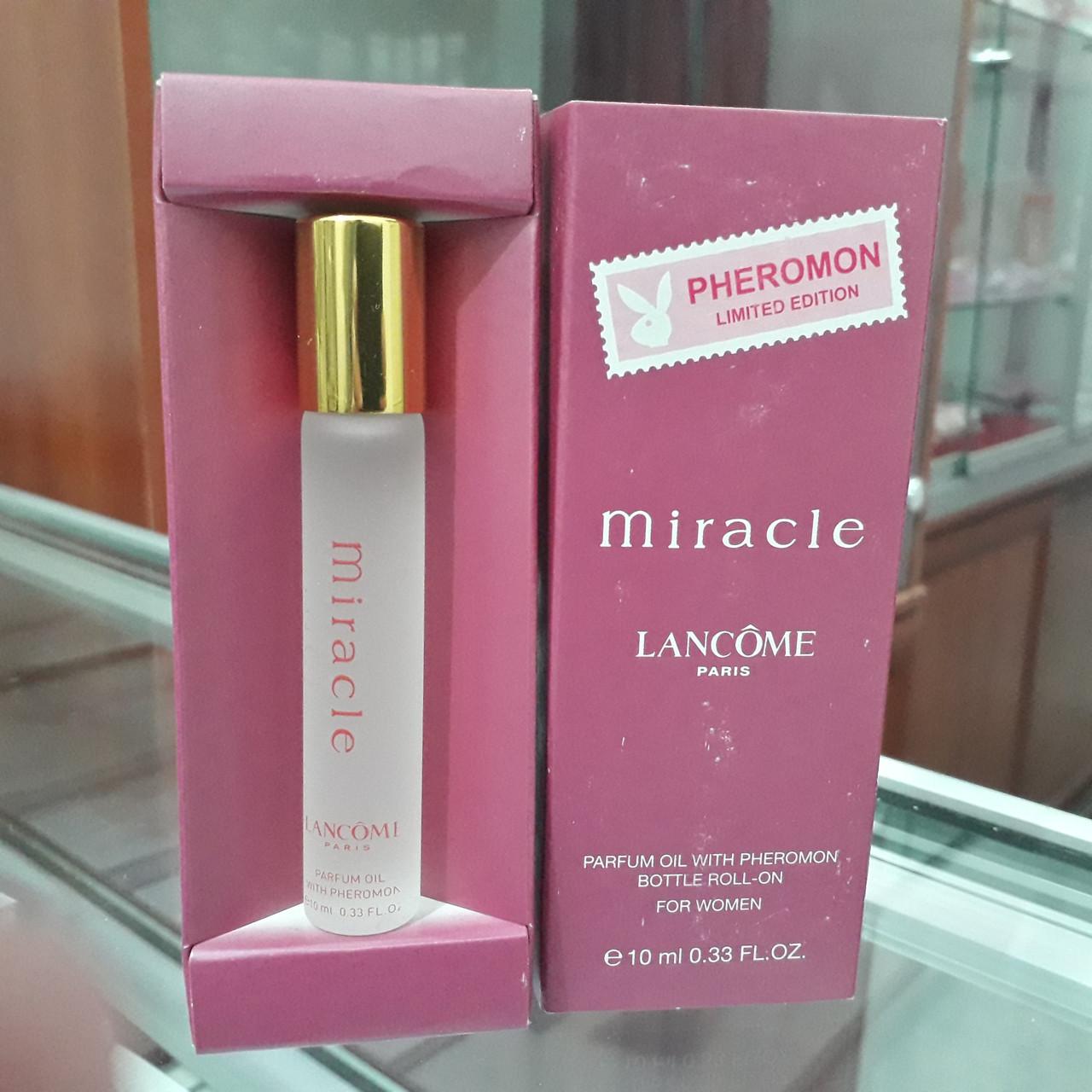 Духи с феромонами LANCOME MIRACLE, 10 ML.