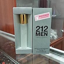 Духи с феромонами   Carolina Herrera 212 men , 10 ml.