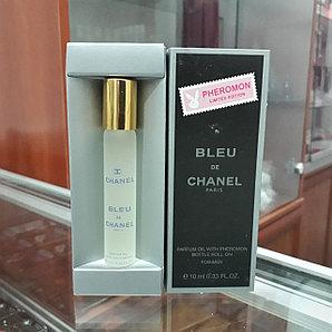 Духи с феромонами   Chanel Bleu de Chanel. 10 ml