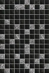 Керамическая плитка Шахтинская Алжир чер низ 02 (200х300)