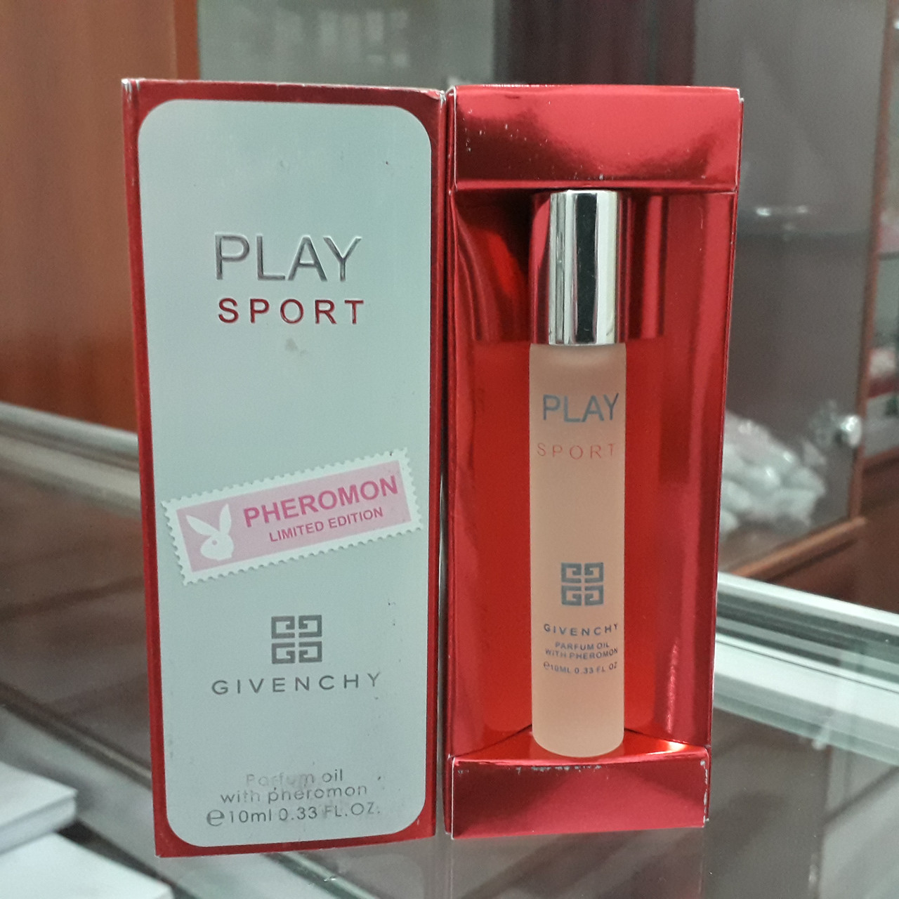 Духи с феромонами Givenchy Play Sport, 10 ml.
