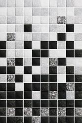 Керамическая плитка Шахтинская Алжир чер низ 03(200х300)