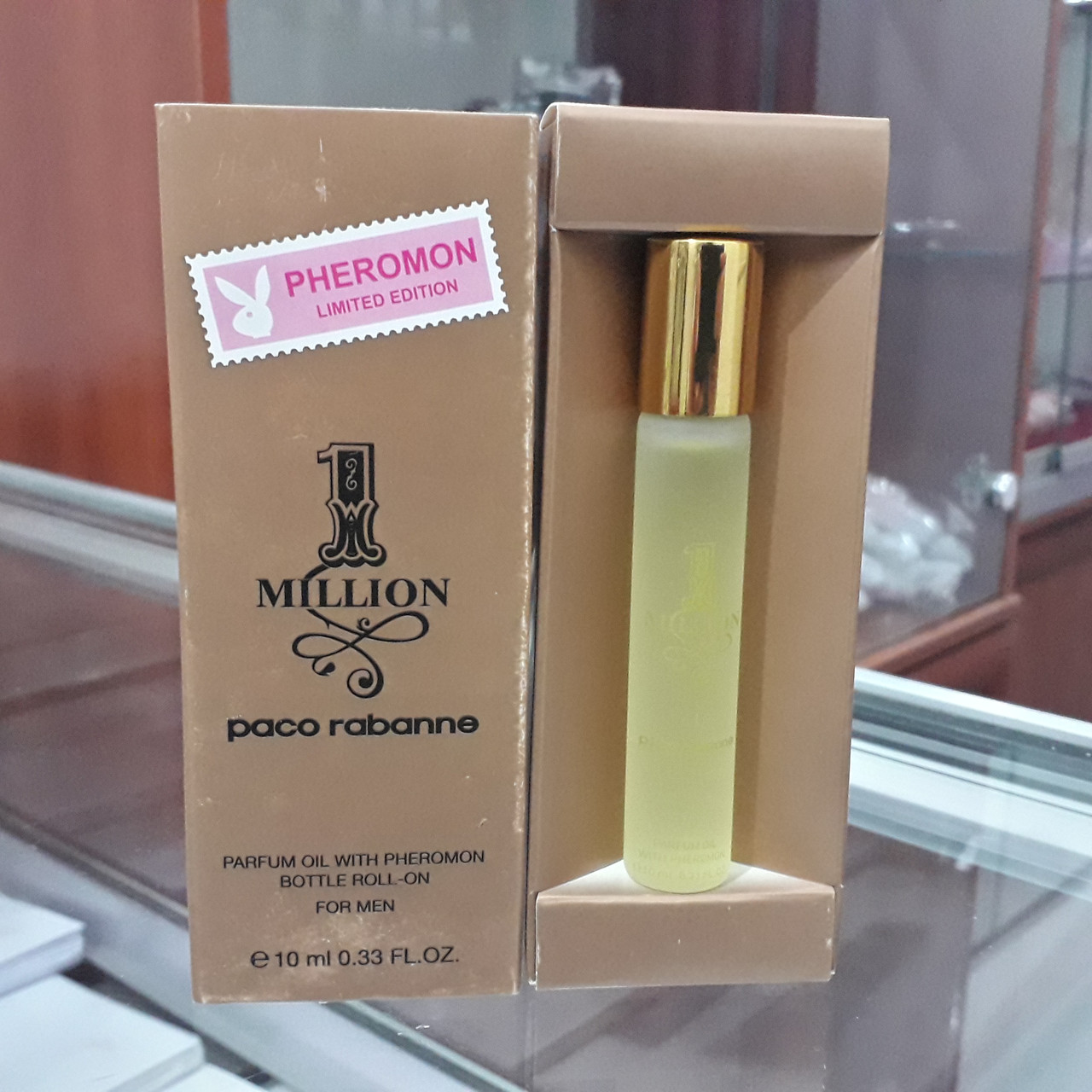 Духи с феромонами Paco Rabanne 1 Million, 10 ml
