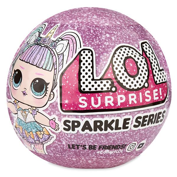 Кукла LOL Sparkle Series, ЛОЛ Искрящаяся серия