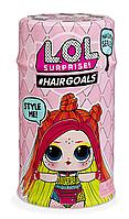 Куклы L.O.L. Surprise Hairgoals ЛОЛ с волосами вторая волна