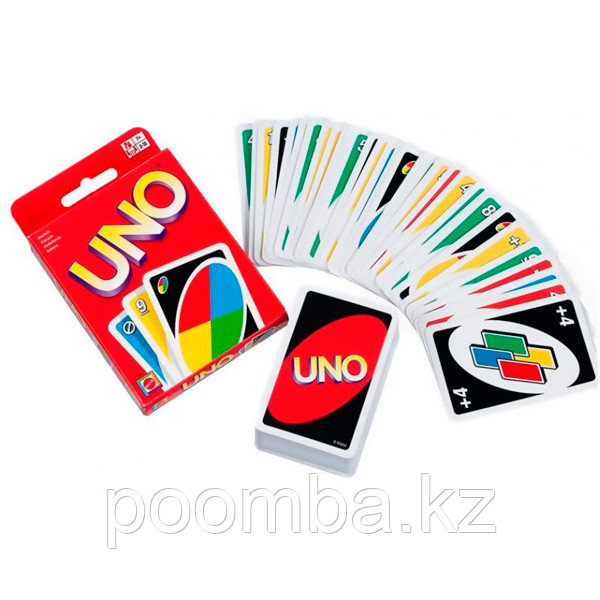 Настольная игра UNO (УНО)