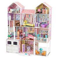 Кукольный домик с мебелью для Барби KidKraft Загородная Усадьба (65242)