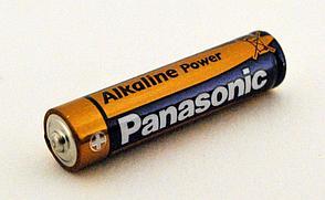 Батарейка Panasonic AAA Alkaline Power  LR03