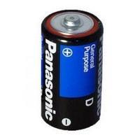 Батарейка PANASONIC D ( R20 ) GENERAL PURPOSE , фото 1