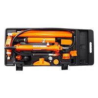 Набор гидравлического инструмента Ombra OHT918M, для кузовного ремонта, 10 т, 17 предметов