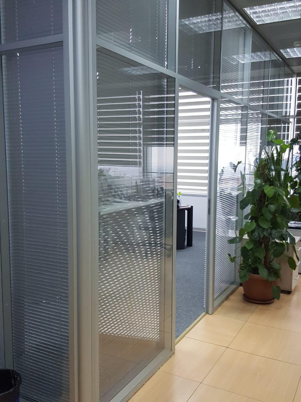 Офисные перегородки - фото 1