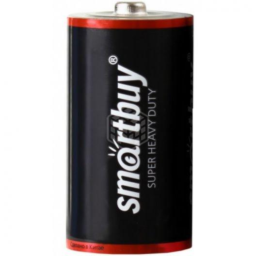 Батарейка солевая Smartbuy D LR20