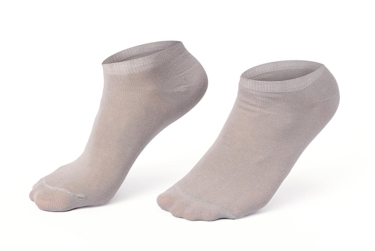 Спортивные мужские носки, серые