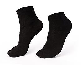 Носки подростковые, черные,