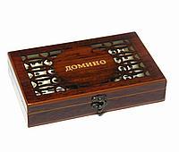 Настольная игра Домино в шкатулке, фото 1