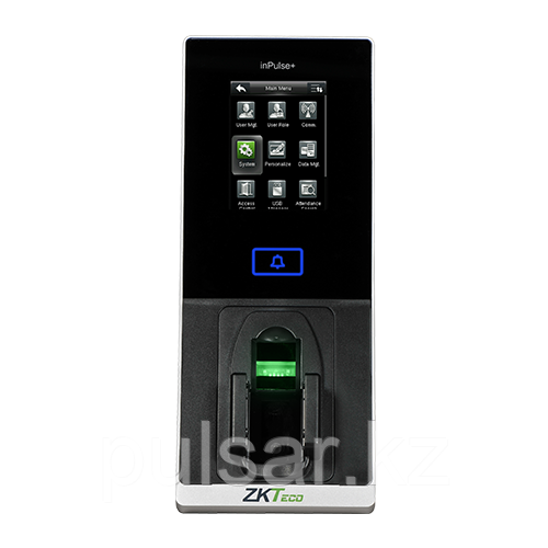Мульти-биометрический терминал ZKTeco InPulse+
