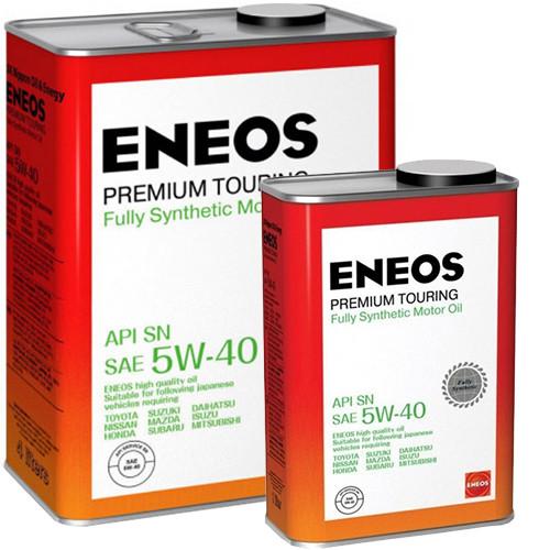 Масло моторное Eneos Premium Touring 5W-40 1л