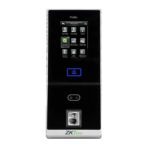 Терминал контроля доступа ZKTeco ProBio
