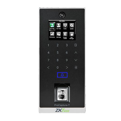 Терминал контроля доступа ZKTeco ProCapture-T