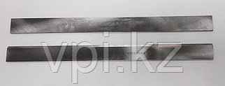 Нож на фуговально-рейсмусовый станок, быстрорежущая сталь -HSS, 600*30*3мм