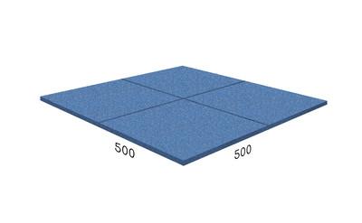 Резиновое покрытие Rubblex Pool