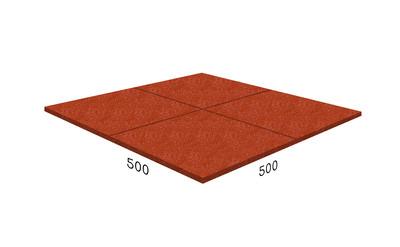 Резиновое покрытие Rubblex Roof