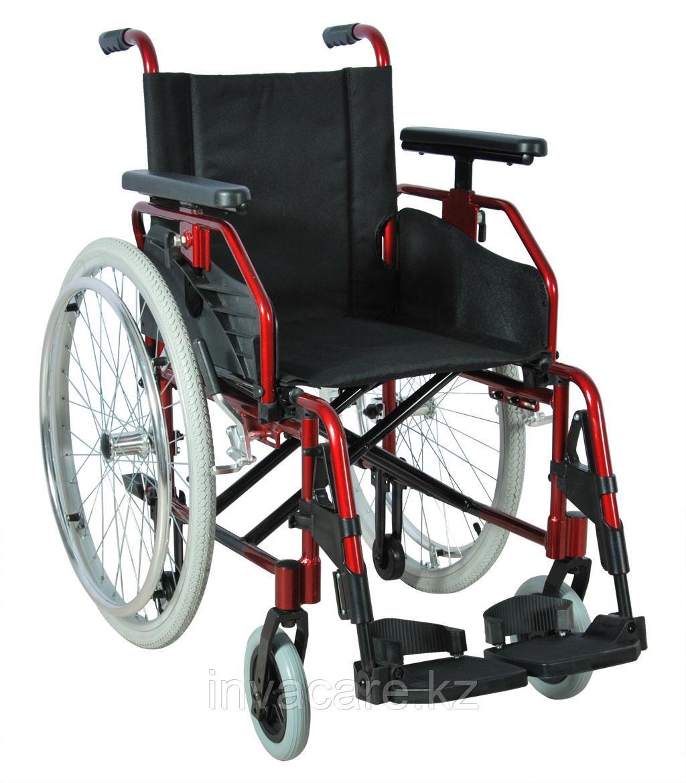 Кресло-коляска универсальная  активная (алюм) FS 218LQ (МК-005)