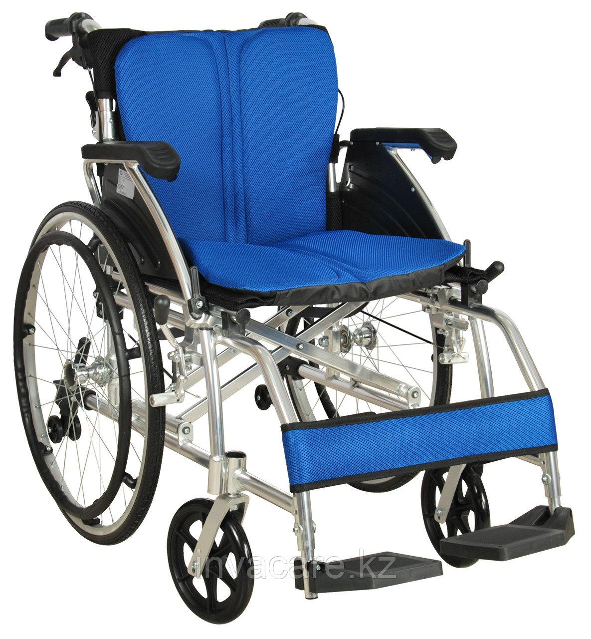 Кресло-коляска универсальная  активная (алюм) FS205LHQ (МК-002)