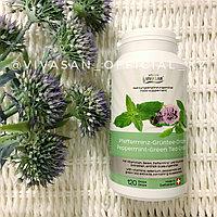 Зеленый чай с мятой (в таблетках)