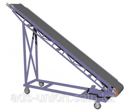 Ленточный конвейер передвижной , фото 2