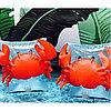 """Детские надувные нарукавники для купания на море, в бассейне """"Краб"""". Алматы, фото 4"""