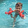 """Детские надувные нарукавники для купания на море, в бассейне """"Краб"""". Алматы, фото 5"""