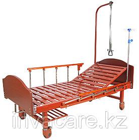 Кровать механическая E-17B (ММ-1024Н-00) ЛДСП (1 функц)