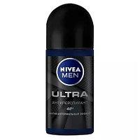 Nivea Men Ultra (антиперспирант) (антибактериальный) 50 мл