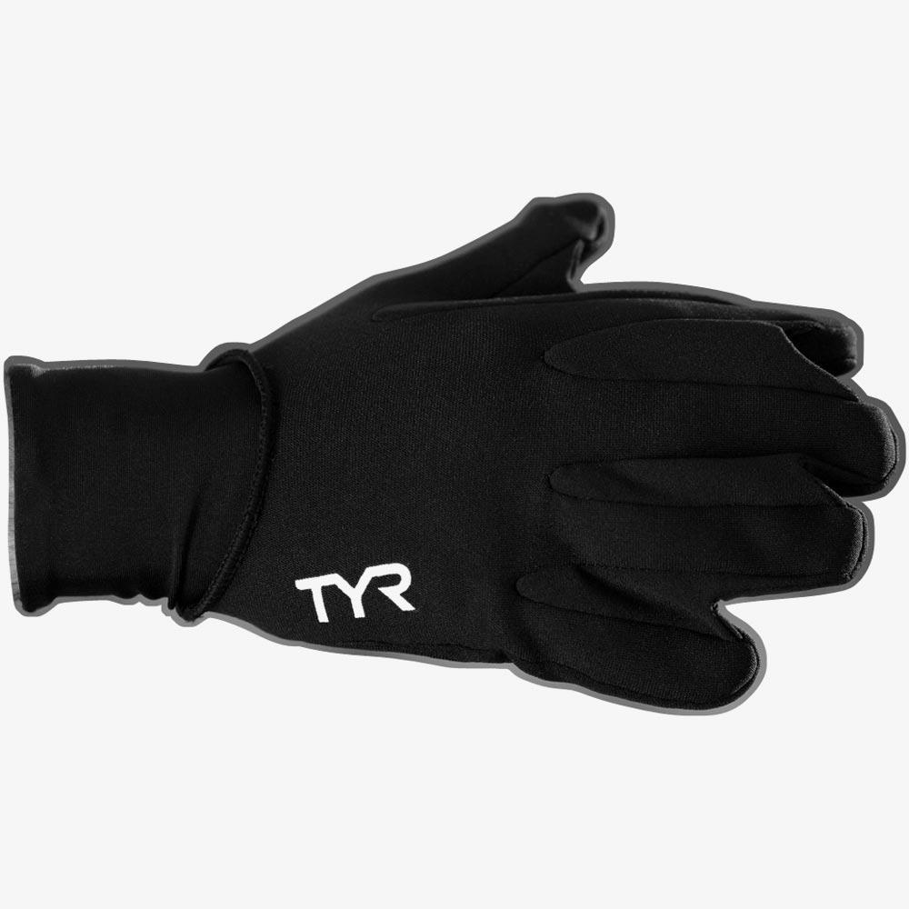 Перчатки для плавание неопреновые TYR Neoprene Swim Gloves