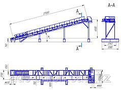 Проектирование конвейеров под задачу по техническому заданию